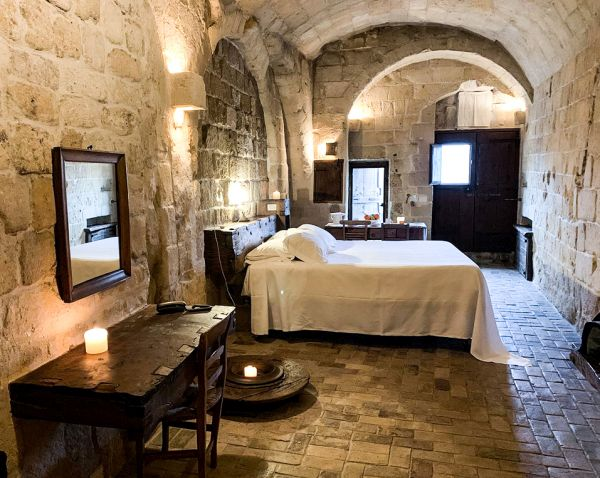 Sextantio Le Grotte della Civita, Matera