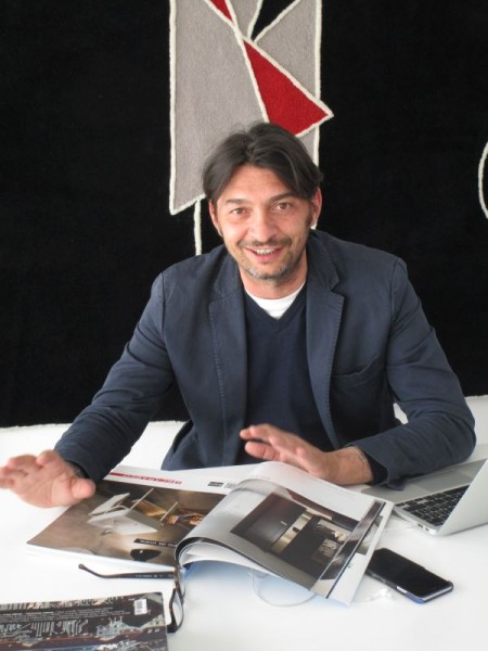 Mauro Colombo. presidente Gruppo Alpe