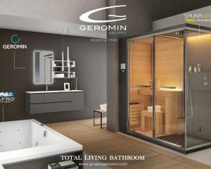 Il fascino contemporaneo del mondo bagno secondo Gruppo Geromin