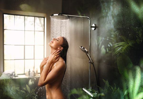 hansgrohe Raindance PowderRain