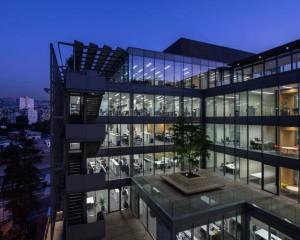 Holcom Headquarter, nuovo punto di riferimento a Beirut