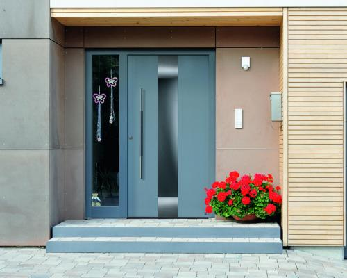 Porta d 39 ingresso thermosafe for Porta d ingresso coloniale olandese