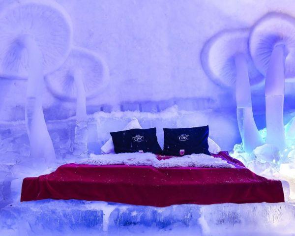 Quali sono gli hotel di ghiaccio più belli al mondo