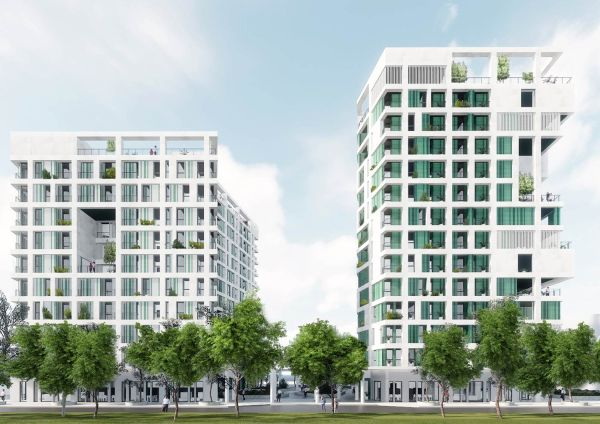 Progetto di social housing a Kaohsiung, Taiwan