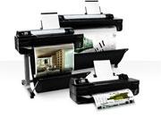 Nuove stampanti HP Designjet T120 e HP Designjet T520 ePrinter per grandi formati