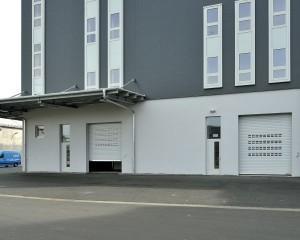 Elevata coibentazione termica grazie alle serrande avvolgibili Hörmann