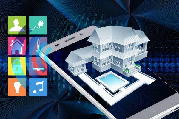 i vantaggi della domotica negli edifici residenziali e negli hotel