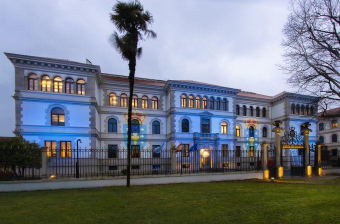 iGuzzini per l'illuminazione del complesso amministrativo San Gaetano della Giunta di Galizia