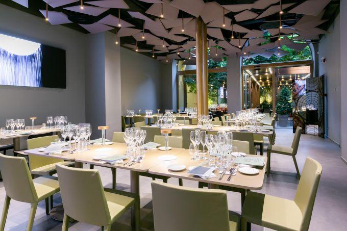 Identità Golose Milano, il ristorante