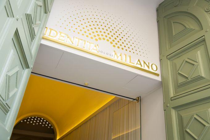 Soluzioni Eclisse per Identità Golose Milano