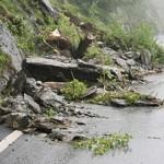 Dati sul rischio idrogeologico in Italia da Legambiente