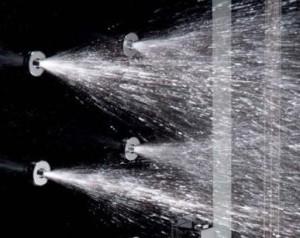 Funzione idromassaggio