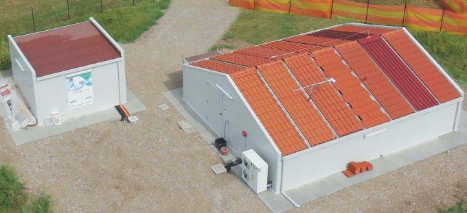 Progetto europeo Life SUPERHERO: tetto ventilato e permeabile per combattere il surriscaldamento