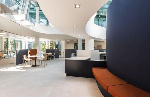 Nuovi e condivisi spazi di lavoro a Le 4 Porte Welcome Building