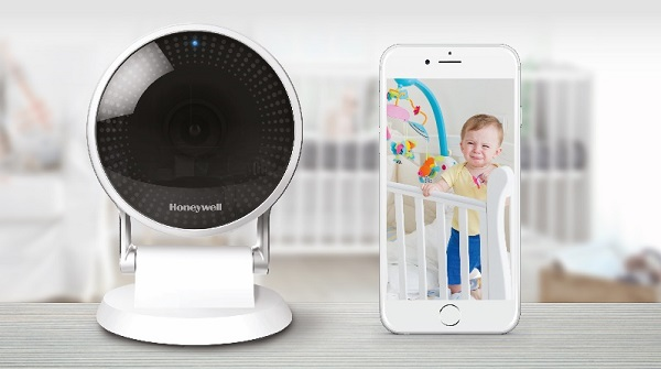 Telecamera di sicurezza Lyric C2