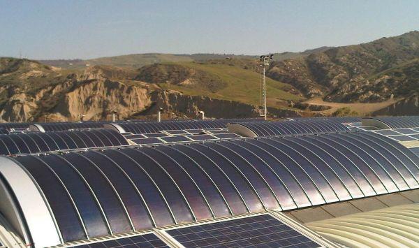 Pannelli fotovoltaici silicio amorfo scheda tecnica 5