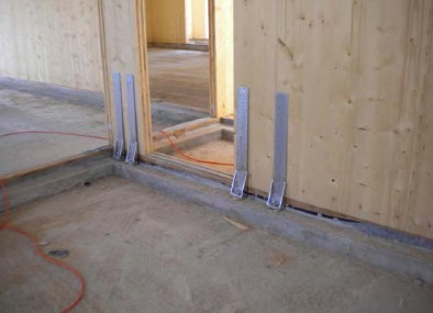 Costruzioni in legno una tecnologia per il futuro for Fondazioni per case in legno