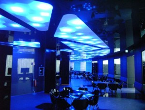 Hotel Boscolo Exedra - gestione coreografie luminose