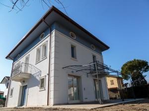 Esempio di realizzazione con sistema ARIA®: casa monofamiliare a Forte dei Marmi (LU)