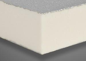 POLIISO® AD: pannello per la coibentazione di pareti e pavimenti radianti.