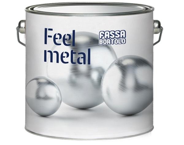 Feel metal