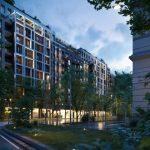 Milano Contract District per il nuovo progetto immobiliare Princype a Milano