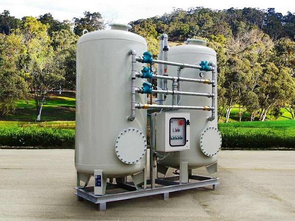 Impianti di filtrazione sabbia quarzifera - carboni attivi