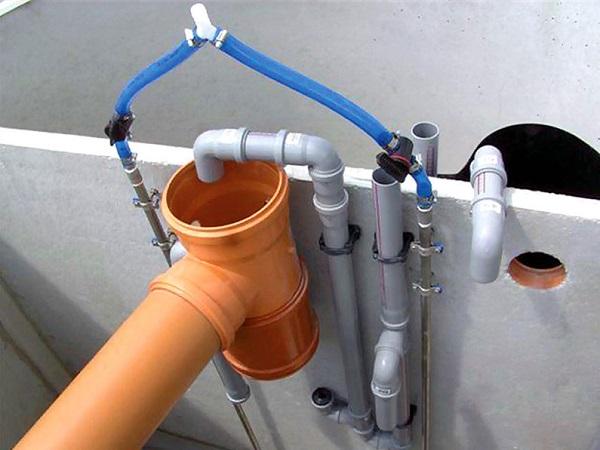 Impianto di depurazione SBR per fanghi