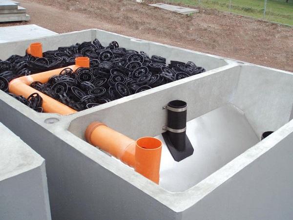 Impianto Monoblocco per acque reflue