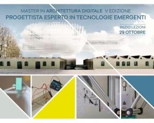 Master Progettista ESPERTO IN TECNOLOGIE EMERGENTI
