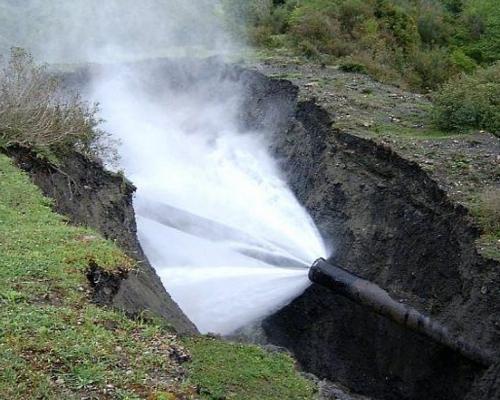 infrastrutture idriche