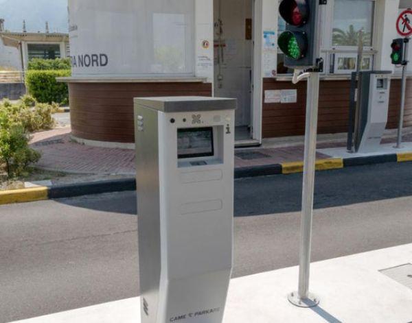 Il sistema di parcheggio PKE di CAME per lo Yacht Club alla Marina di Stabia
