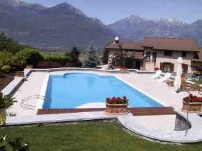 PISCINE PRIVATE – INOX POOL E KAFKO