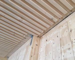 Costruire in legno senza colle