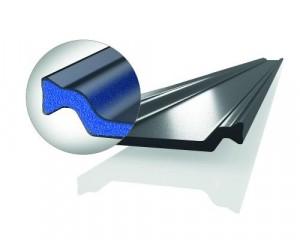 Nuovo profilo isolante per serramenti in alluminio