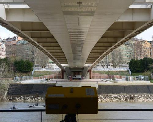 interferometro ponte musica roma