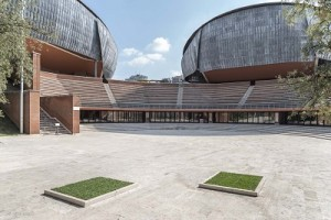 Parco della Musica, l'auditorium di Renzo Piano
