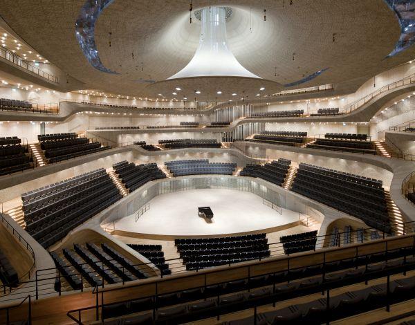 Elbphilharmonie, Hamburg, Herzog de Meuron, Konzerthaus, concert hall,