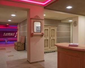 Collezioni Evoke e In&Out per l'hotel 4 stelle di Livigno