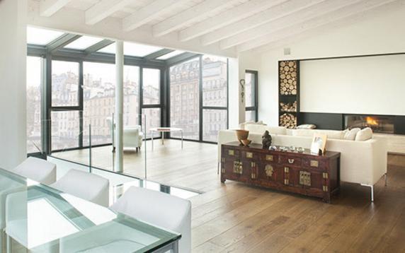 Villa prefabbricata in legno e acciaio for Suite prefabbricata