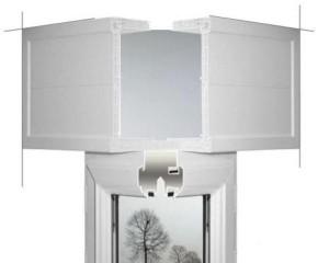 L'efficienza dei cassonetti in PVC