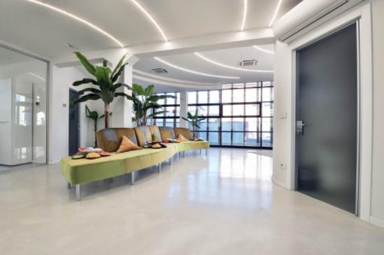 IPM Fabrika per uffici di design