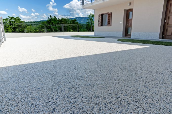 IPM GeoDrena® – Sistema di pavimentazione per outdoor
