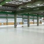Rivestimenti IPM Aquaperm Stratos per le pavimentazioni del capannone BLM