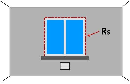 isolamento-facciata Giunto tra serramento e parete opaca