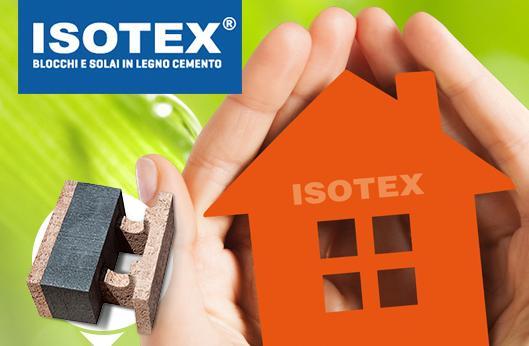 Isotex, blocchi e solai in legno cemento