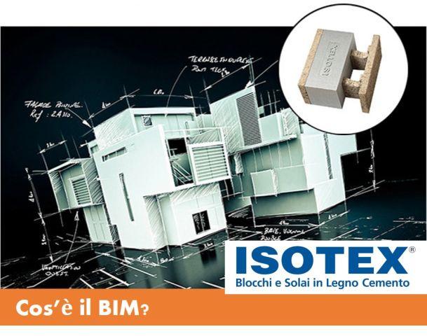 Isotex adotta la tecnologia BIM