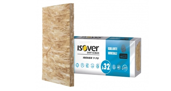 Isolante naturale Isover T 70