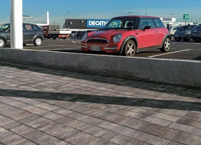 Pavimentazione ITACA