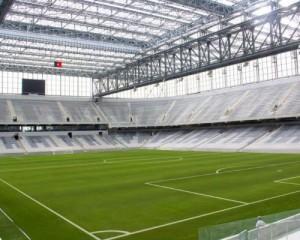 Italgreen protagonista dello Stadio Arena da Baixada